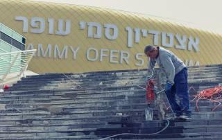 קידוח בטון בחיפה