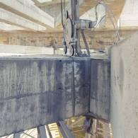מכונת ניסור כבל יהלום