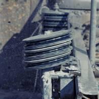 ניסור בטון עם כבל יהלום