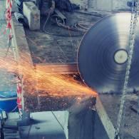 ניסור בטון עם דיסק יהלום - תל אביב