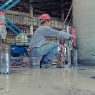 ניסור וקידוח בטון במרכז הירידים תל אביב