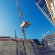 ניסור בטון במרכז - תל אביב שדרות רוטשילד